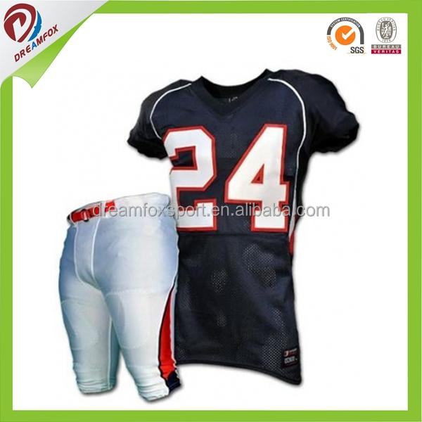 d25f15ff6 China American Football Fabric Jersey