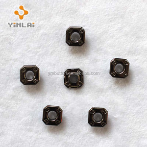 9 years factory experience fancy eyelets for shoes
