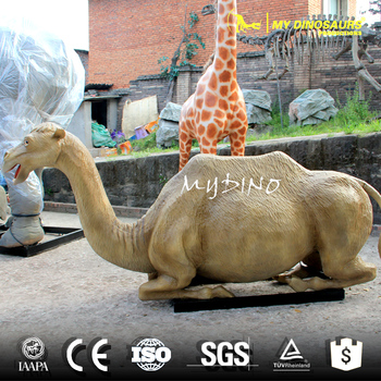 MY Dino AA-37 Remote Control Full Size Camel Statue