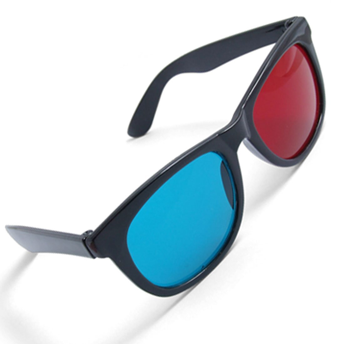 Pc Optical Frame and Ac Lens Anaglyph Glasses Movie Red/cyan 3d System