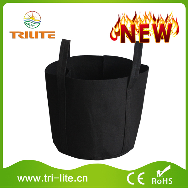 Provides Great Support nonwoven fabric plant pot bag
