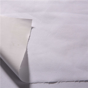Cheap and Breathable 190T 100% Polyester Brushed Microfiber Pongee Laminated Waterproof Fabric