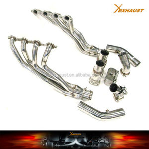 Pontiac Exhaust Manifold, Pontiac Exhaust Manifold Suppliers