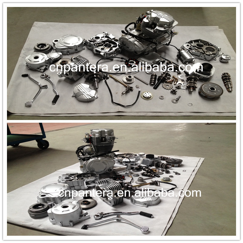Chinese Wave 125 Steel 125cc Motorcycle Cylinder Kit