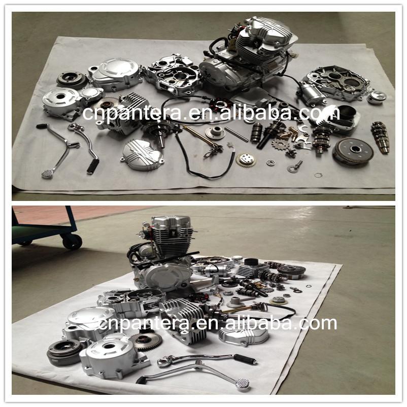 चीनी लहर 125 स्टील 125cc मोटरसाइकिल सिलेंडर किट