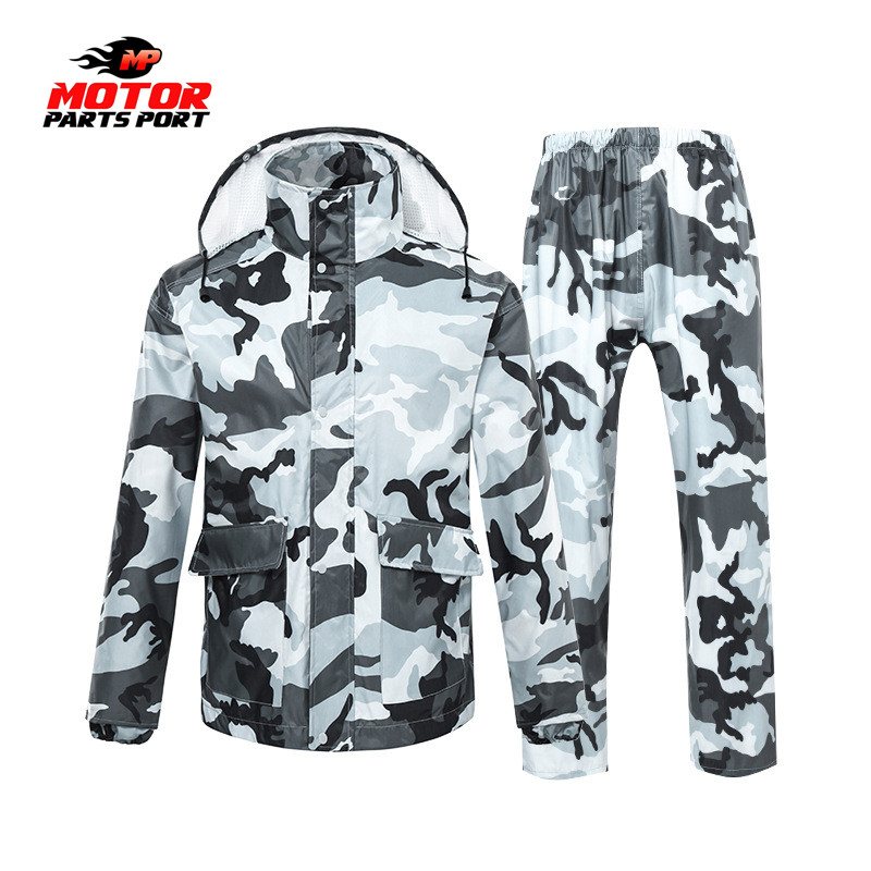 high quality motorcycle raincoat waterproof for motorcross