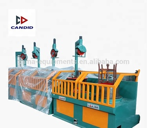 Aluminum Alloy Wire Drawing Machine