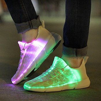 New Year 2018 Street Fashion led light up running shoes for adults ab7a8a6fa96a