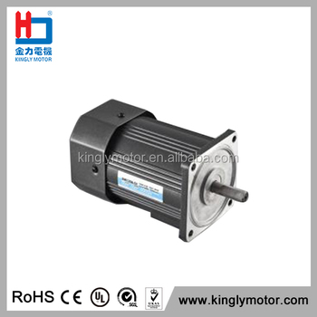 Low Rpm Reversible Ac Motor 230v Small Electric