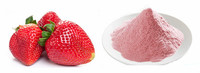 Strawberry Juice Concentrate Powder For Strawberry Jam/strawberry ...