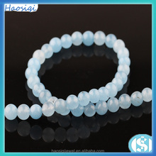 the beautiful loose jade bead for latest fashion costume jewelry making