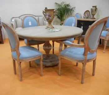 Wondrous Classic French Style Louis Furniture Wooden Round Dining Table And Chairs Buy Dining Table And Chairs Round Dining Table And Chairs Wooden Round Beutiful Home Inspiration Xortanetmahrainfo