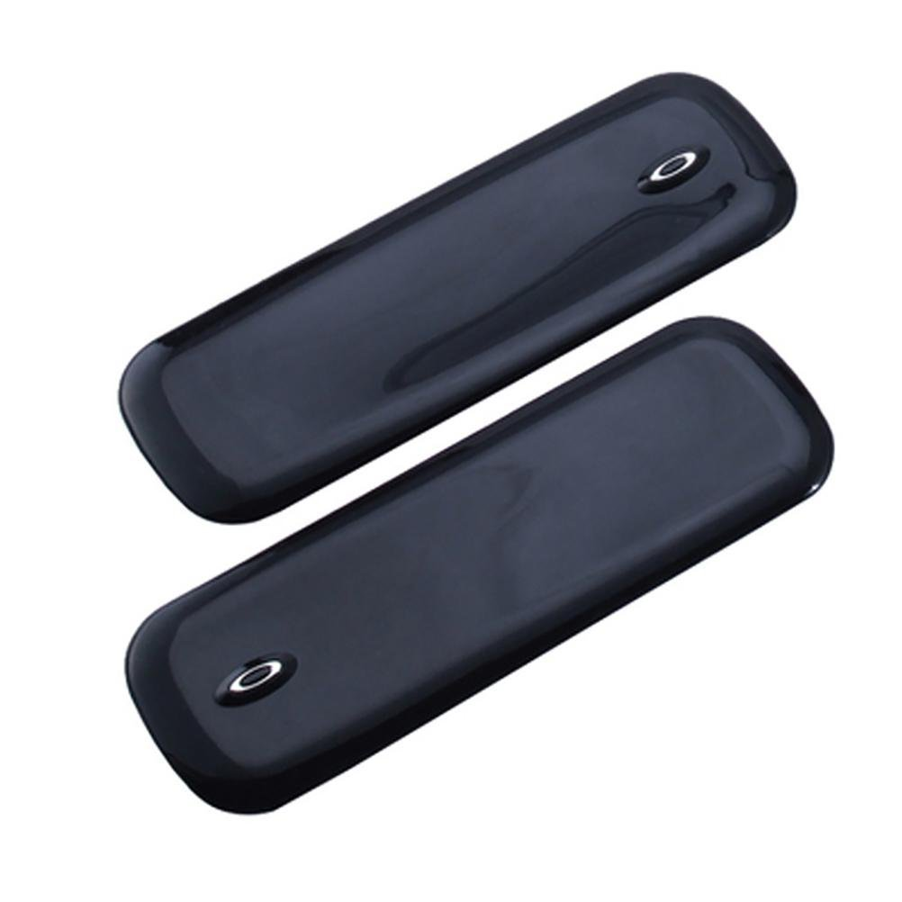 LIYUU 2pcs Universal Bumper Protector For The Car Widening Large Area Bumper Anti-Friction