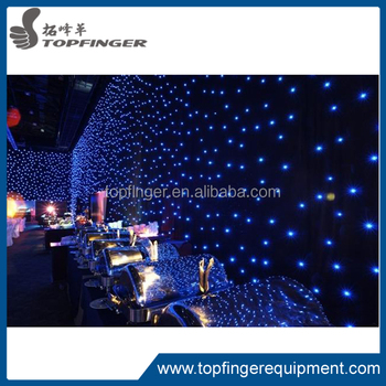 Tfr Stage Background Decoration Led Curtain Dmx Control Soft Led ...