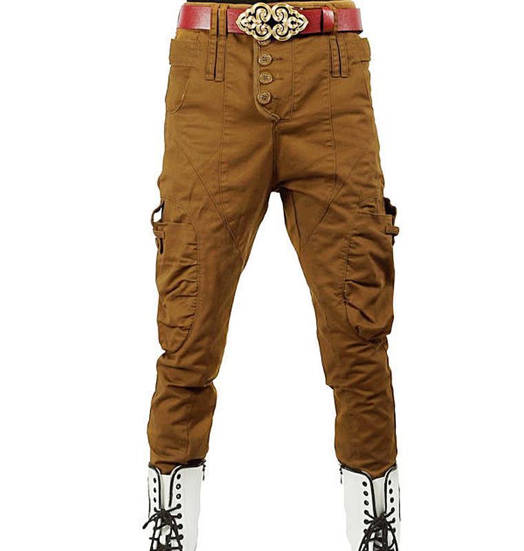 fa559c8268 Get Quotations · Large Size 30-34 Brown Color Mens Pants