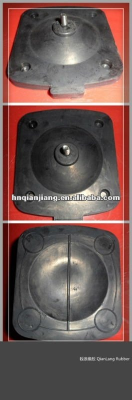 Custom rubber diaphragm sheet