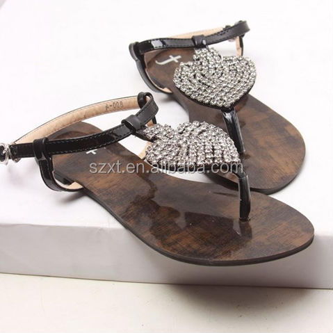 Italy Shoes Sandals Top Brend Ladies Flat Shoes Hot Sale Girls ...