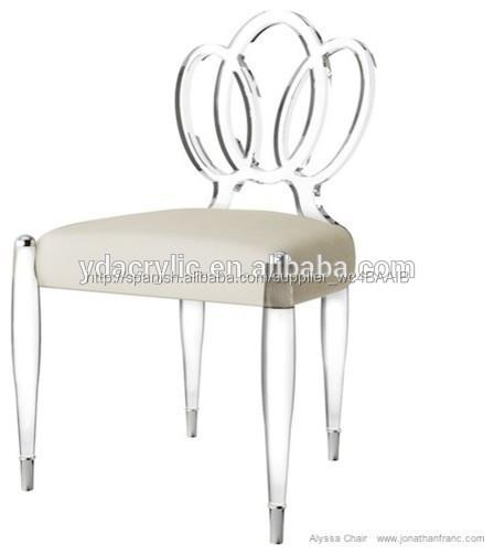 Acr lico silla fantasma dise o nico de acr lico silla de for Sillas de acrilico
