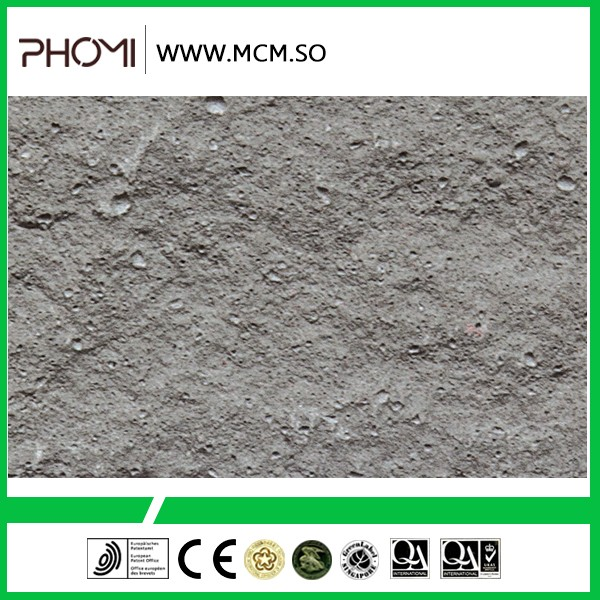 Green ecological building materials travertine effect ceramic tile