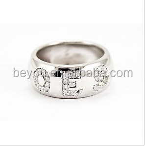 Order of the Eastern Star finger ring custome ring