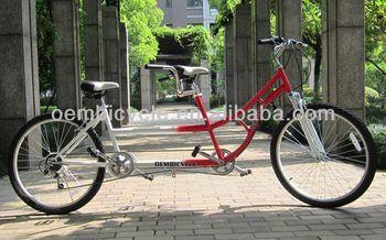 26 Pollici 7 Velocità Due Persone Tandem Bicicletta Buy 7s Bicicletta Tandem Pieghevole Biciclettabiciclette Tandem Pieghevoletandem Bici Per La