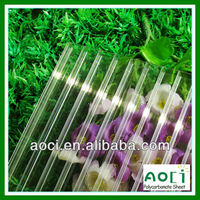 [Promotion] 100% fresh Bayer or GE free sample uv coating polycarbonate sheet greenhouse