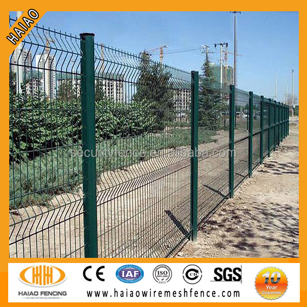 powder coated hog wire fence panels
