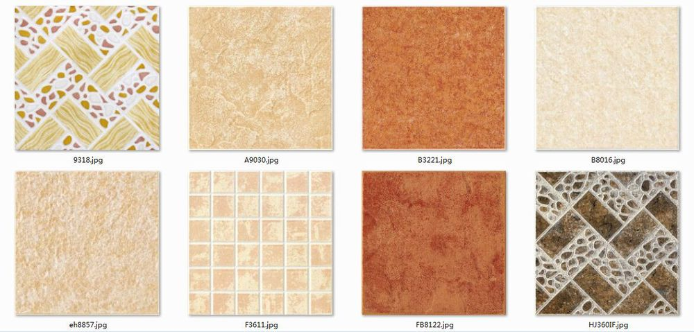 Anti Skid Ceramic Toilet Wall Amp Floor Tiles With Rose Pink