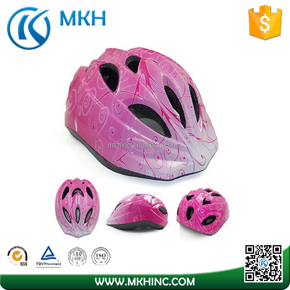 New Design Safty Cycling Bike Bicycle Helmet For Kids In-mould