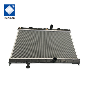 China factory prices car water cooling aluminum radiator for VW Passat and Touran Car