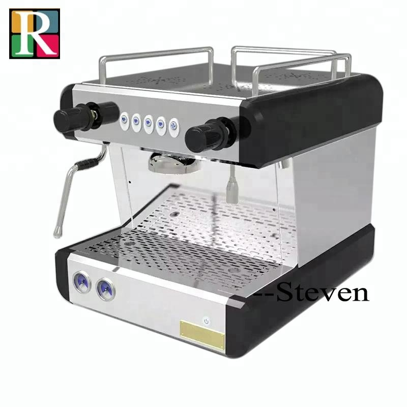 rl-cc101 automatic Italian design commercial espresso <strong>coffee</strong> maker <strong>machine</strong> for <strong>coffee</strong> shop and restaurant