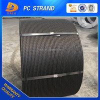High quality Metal Building material p.c. 7-wire strand