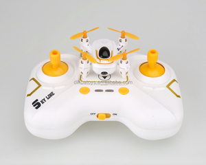2.4G 4 Channels R/C UAV Drone with Camera and One Key Return and WIFI FPV