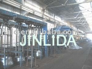 Hot Dip Wire Galvanizing Line