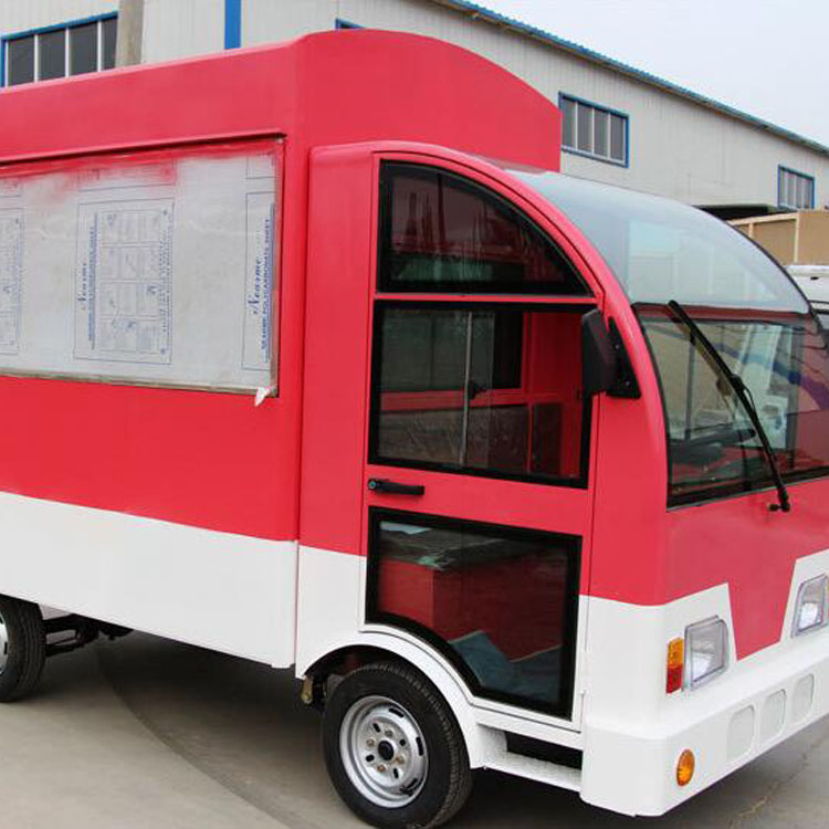 hina made free design juice kiosk/mobile food truck/trailer/coffee bar design