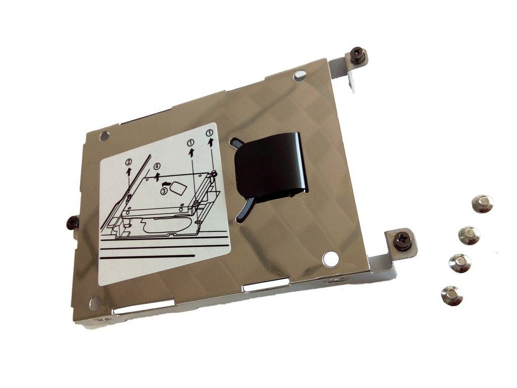 HDD Hard Drive Caddy Tray with Screws for HP EliteBook 8460P 8460W 8470P 8470W 8560P 8560W 8570P 8570W 8760W 8770w 8760W 8770W