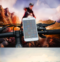Waterproof mini phone holder/tablet magnet holder for car/bicycle/motorcycle
