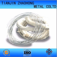 galvanized iron wire high 4.1mm(factory)low carbon free sample