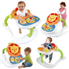 Hot product toddler rotating simple baby walker for children