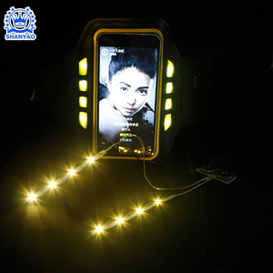 ECO-friendly colors Flexible Led Strip for decorative photo box case
