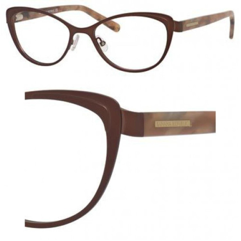 BANANA REPUBLIC 0P40 Satin Brown Eyeglasses