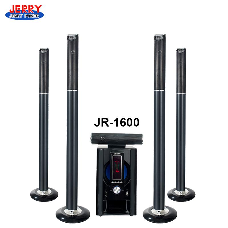JERRY POWER 5.1 + Home Theatre + Sistem dengan 3000WAT