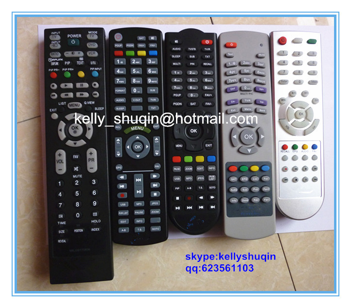 2016 new 48 keys 48 buttons New Replacement IPTV Set Top BOX STB Remote Control HD MAG 250 254 255 270 275 I