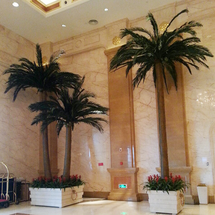 Customised Indoor Decorative Artificial Palm Tree Plants\Plants Artificial Decorative