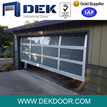 Garage Aluminum Sliding Door Transparent Commercial Automatic Sliding Glass Doors Overhead Buy Glass Garage Doorcommercial Glass Garage
