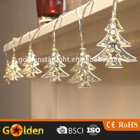 Christmas Tree Decorative Solar led Garden light for Home festival