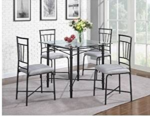 Cheap Glass Dining Table Sets, find Glass Dining Table Sets deals on ...