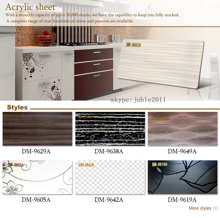 Kitchen Cabinets Laminate Sheets high glossy acrylic laminate sheet for kitchen cabinet - buy high