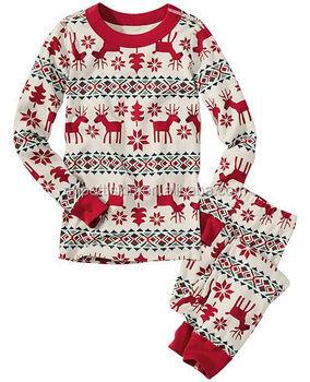 8bb2b21902b christmas pajamas promotional funny clothing set wholesale boutique family  clothes kids pajamas