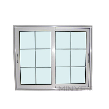 Factory Inside Gl Or Outside Office Sliding Window Grills Design For Aluminum Grill